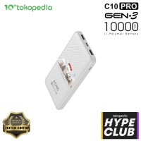ACMIC C10PRO 10000mAh PowerBank QC3.0 + PD (Special Limited Edition)
