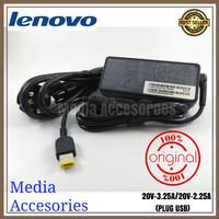 Adaptor - Charger Laptop LENOVO 20V - 3.25A (PLUG USB) ORIGINAL 100%