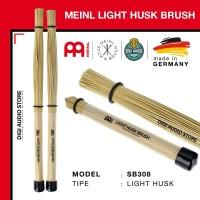 Stick Drum Percussion Meinl SB308 Husk Brush Stik Cajon Kahon Perkusi