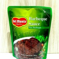 Delmonte Sauce/ Saos/ Saus Barbeque (BBQ) Pouch 250gram