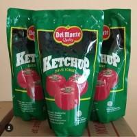 Delmonte Sauce/ Saos/ Saus Tomat Pouch 1Kg