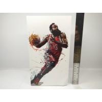 Figure James Harden 13 Houston Rockets 1/9 Basket MVP NBA Enterbay