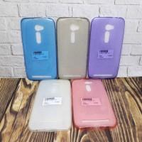 Case Asus ZE500 Zenfone 2 5 inch Ultrathin Jelly Silicone