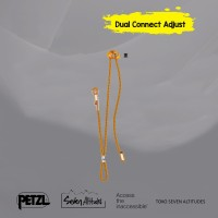 Dual Connect Adjust for climbing and mountaineering