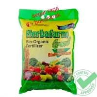 Nutrisi & Pupuk Tanaman || Herbafarm Granul 5Kg Pupuk Bio Organik