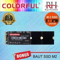 Colorful CN500 SSD M.2 2280 240GB / Solid Drive CN 500 M2 240 GB