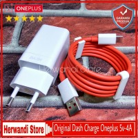 Charger Casan Dash Charge One Plus 3 5 6 3T 5T 6T ORIGINAL 100% Type C