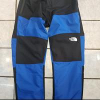 Celana panjang Double Polar Waterproof Celana gunung pria wanita