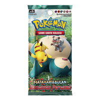 Trading Card Game Pokemon Matahari & Bulan Hantaman Pertama AS1b Ori