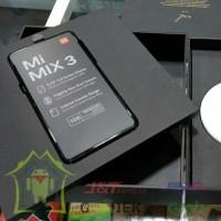 Xiomi Mi Mix 3 (6/128) Hitam