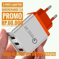 Santac Qualcomm Wall Adaptor Quickcharge 3.0