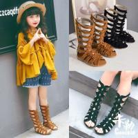 Sandal Gladiator Anak Sandal Tali Tinggi flat shoes yongki komaladi Ro