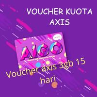 voucher axis 3gb 15 hari