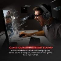 ALAT ELEKTRONIK / Mpow EG5 Gaming Headset Breathable Over-Ear Gaming