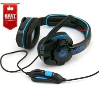 ALAT ELEKTRONIK / headset gaming sades Gpower SA-708