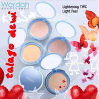 wardah lightening two way cake spf 15 12g