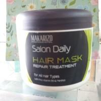 makarizo salon daily hair mask repair treatment 500ml
