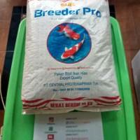 CP Breeder Pro 5mm pakan pelet makanan ikan koi no sankoi hokky 10kg