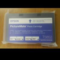 Ink cartridge tinta kartrid original epson pictureMatte T5856 New
