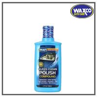 Obat Jamur Kaca WAXCO Glass Cleaner Polish Compound - 200ml