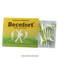 Suplemen vitamin becefort 1 strip