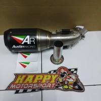 Knalpot Austin Racing GP1R Carbon For Yamaha R-3 / R-25