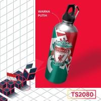 TS2080 - tumblre botol minum sport custom liverpool