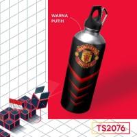 TS2076 - Tumbler Botol Minum Sport Custom Manchester United