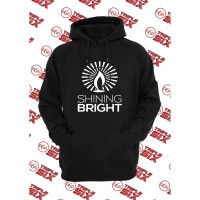 Jaket Hoodie Distro PREMIUM Shining Bright Logo