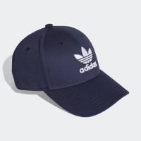 adidas original cap baseball classic navy topi bnwt