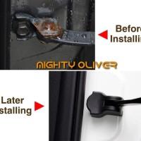 Door lock cover arm cover mitsubishi xpander expander