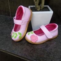sepatu anak perempuan Slip on Flat umur 1 - 4 tahun Kipper tipe Nasya