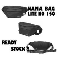 TAS NAMA LITE NO 150 BLACK - WATERPROOF