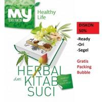 Buku Herbal dari Kitab Suci : Khasiat dan Bukti Riset