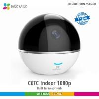 EZVIZ C6TC With Alarm Hub IP Cam/CCTV 1080p 360 PTZ