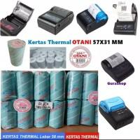 Kertas Struk Thermal 58 x 30 Isi 100 Roll