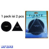 HOLDER UNIV HP GEL PAD FIXATE 2IN1 BULAT + SEGITIGA