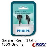 Philips SHE1350 stereo Earphone Headset Headphone SHE 1350 - Hitam