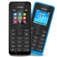 Nokia 105 FM Hp murah handPhone Single SIM GSM