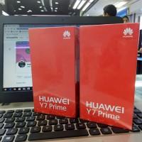 HUAWEI Y7 PRIME RAM 3/32 GB GARANSI RESMI 1 TAHUN