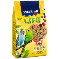 vitakraft life pakan burung parkit impor