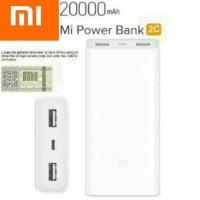 PowerBank Xiaomi Mi 2C 20000mAh Power Bank Mi 2 20000mAh Original