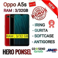 OPPO A5S RAM 3/32GB GARANSI RESMI OPPO INDONESIA