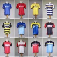 Kaos Badminton / Bulutangkis Promo Murah (Baju Kaos Jersey Olahraga)