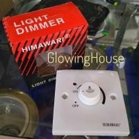 Sakar Himawari 630 watt Saklar dimer dimmer pengatur tegangan
