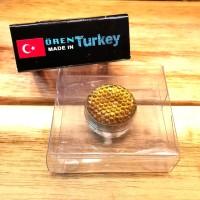 Magnet Hijab Mewah Aksesoris Impor Asli Turki