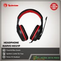 Headset Gaming Marvo Scorpion H8321P