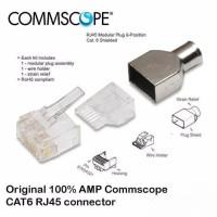 Konektor RJ45 UTP Cat6 AMP original