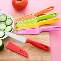 Pisau Buah Sayur Makanan kitchen set Stainless steel knife