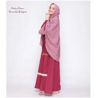 Madina maroon size M ld 100